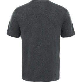 The North Face Ma Graphic Reaxion Amp t-shirt Heren zwart